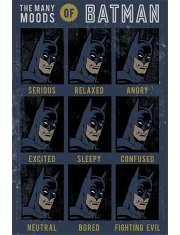 Nastroje Batmana DC Comics - plakat