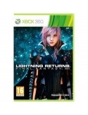 Final fantasy XIII Lightning Returns Xbox360