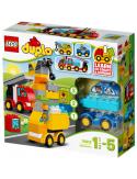 Klocki Lego Duplo 10816 Moje Pierwsze Pojazdy