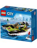 Klocki Lego City 60114 Łódź Wyścigowa