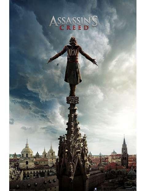 Assassins Creed Film - plakat