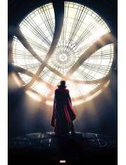 Doktor Strange Okno - plakat