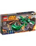 Klocki Lego Star Wars 75091 Klocki Śmigacz Flash