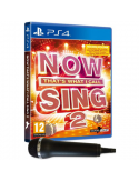 NOW That's What I Call Sing 2 with Microphone PS4