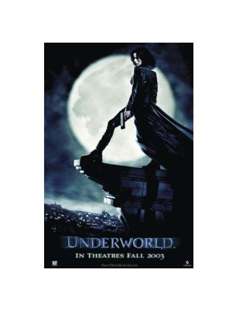 Underworld - plakat