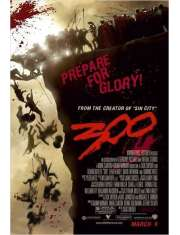 300 Prepare for Glory - plakat