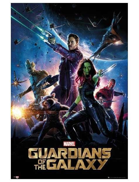 Strażnicy Galaktyki Czas Zemsty - plakat