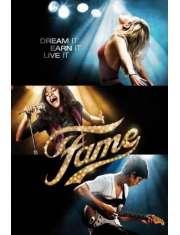 Sława - The Fame One Sheet - plakat