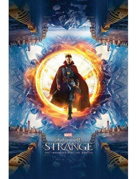 Doktor Strange Portal - plakat
