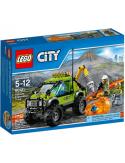 Klocki Lego City 60121 Samochód Naukowców