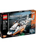 Klocki Lego Technic 42052 Śmigłowiec Towarowy