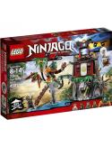 Klocki Lego Ninjago 70604 Wyspa Tygrysiej Wdowy