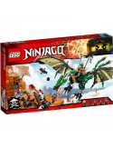 Klocki Lego Ninjago 70593 Zielony Smok NRG
