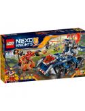 Klocki Lego Nexo Knights 70322 Pojazd Axla