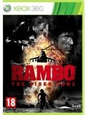 Rambo The Video Game Xbox360