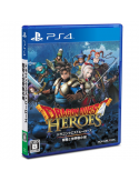 Dragon Quest Heroes The World Tree's Woe PS4