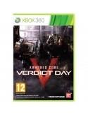 Armored Core Verdict Day Xbox360