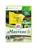 EA Sports Masters Tigers Woods PGA Tour 12 xbox360
