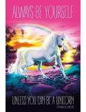 Unicorn (Always Be Yourself) - plakat