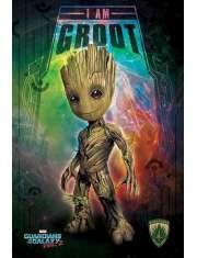 Strażnicy Galaktyki vol. 2 I Am Groot - plakat