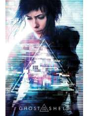 Ghost In The Shell One Sheet - plakat