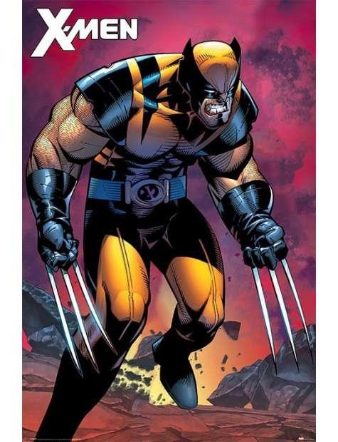 X-Men Wolverine - plakat