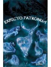 Harry Potter Patronus - plakat