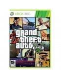 GTA V Xbox360 Używana