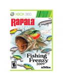 Rapala Fishing Frenzy Xbox360 Używana