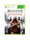 Assassins Creed Brotherhood Xbox360