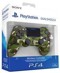 Pad PS4 DualShock 4 Green Camouflage V2-22224