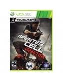 Tom Clancys Splinter Cell Convictio Xbox360 Używka
