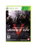 Armored Core Verdict Day Xbox360 Używana