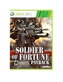 Soldier of Fortune Payback Xbox360