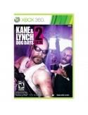 Kane & Lynch 2 Xbox360 Używana