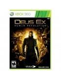 Deus Ex Human Revolution Xbox360 Używana