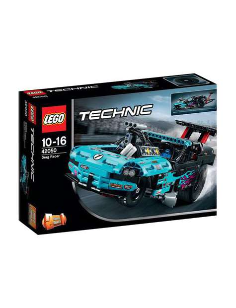 Klocki Lego Technic 42050 Dragster-22850