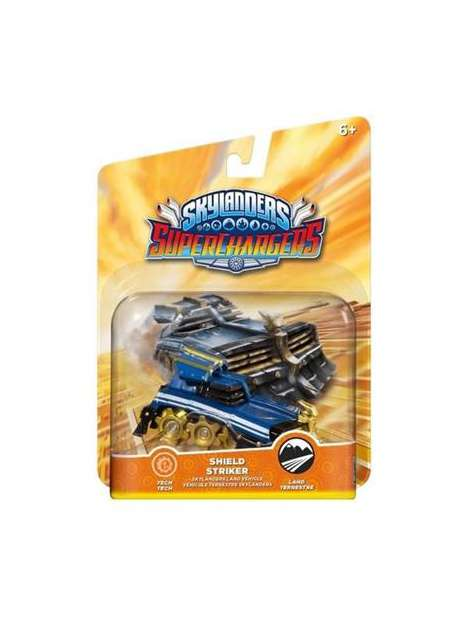 Skylanders Superchargers Shield Striker-23045