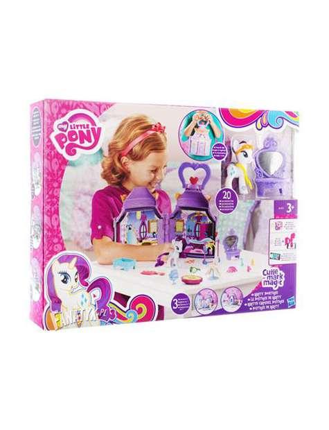 My Little Pony Butik Rarity B1372-23094