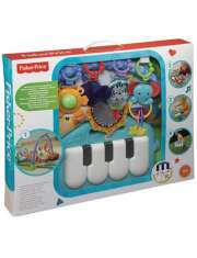 Fisher Price Mata Edukacyjna z Pianinkiem BMD80-23179