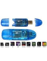 Czytnik kart SD/MMC pendrive-23400