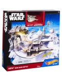 Hot Wheels Hoth Echo Base Battle Star Wars CGN34
