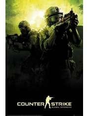 CS:GO Counter Strike Team - plakat