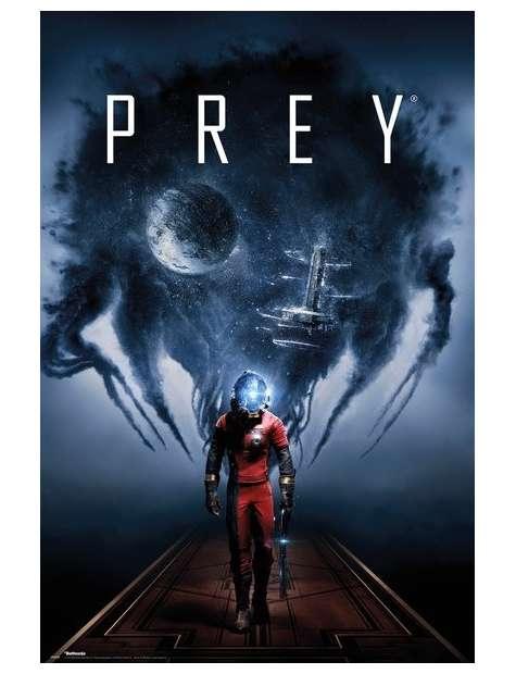 Prey Key Art - plakat
