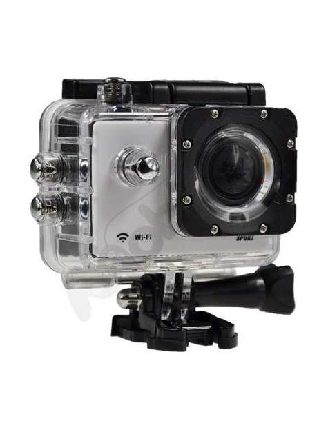 Kamera Sportowa Active Sport FHD Wifi silver-23825