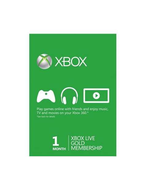 Xbox Live 1m.-23897