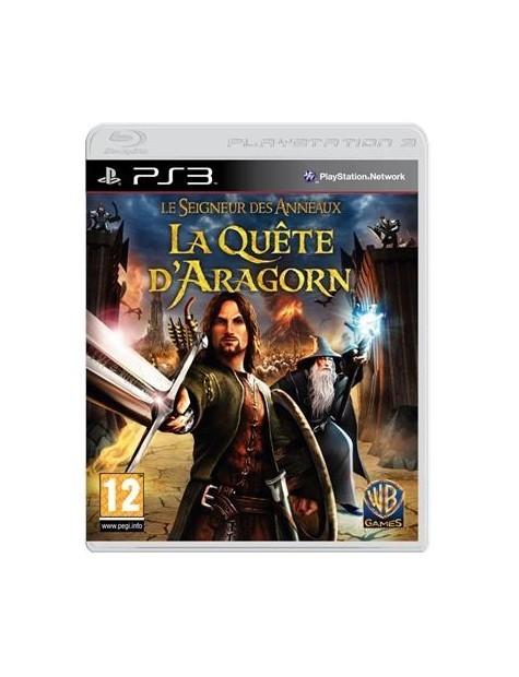 Le Seigneur Des Anneaux La Quete D'Aragorn PS3-9083