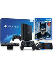 PlayStation 4 PRO 1Tb Gogle Kamera Batman VR-24152