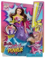 Barbie Super Bohaterka Corrine Światło CDY62-22897