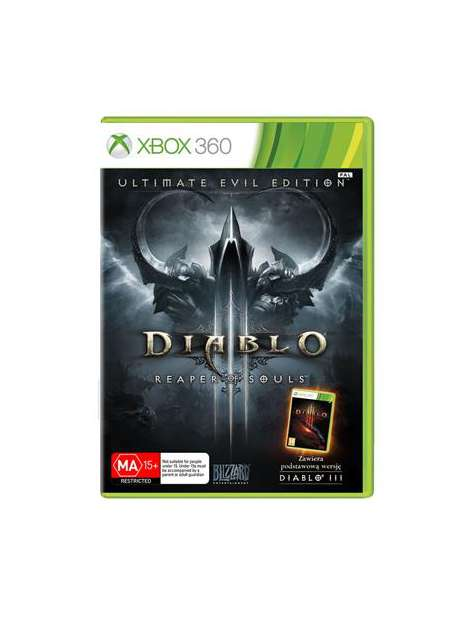 Diablo III Reaper Souls Ultimate Evil Ed Xbox360-24385